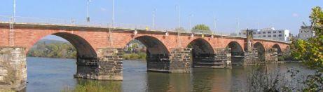 Römerbrücke in Trier (Foto: Jörg Haas)