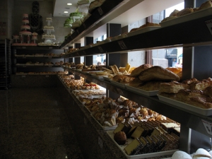 Bäckerei in Coyoacán