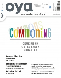 Cover Commoning