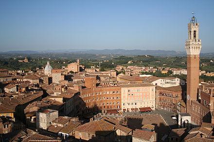 Sienna-PiazzadelCampoSiena