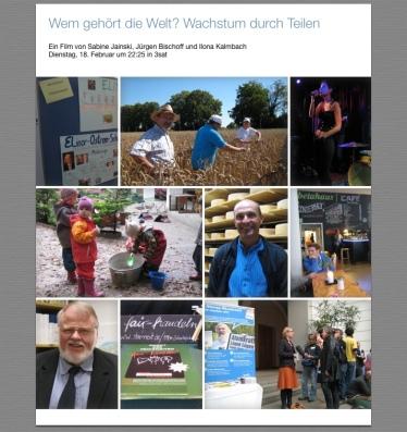 Wem gehört die Welt Fotos von 7 Ereignissen