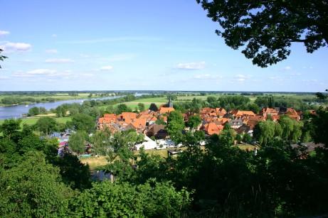 Hitzacker (Elbe), Altstadt